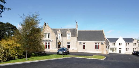 Pinehurst Lodge Hotel - Dyce
