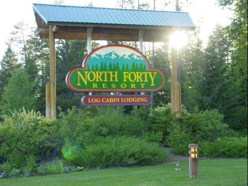 North Forty Resort - Whitefish