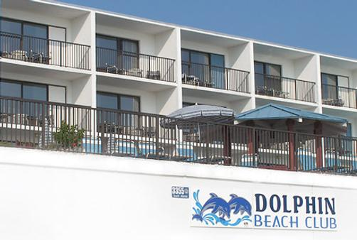 Dolphin Beach Club - Daytona Beach