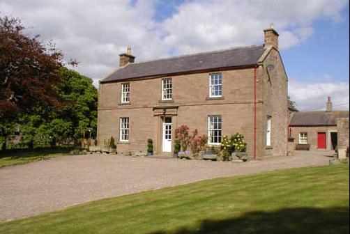 East Horton Farmhouse - Wooler