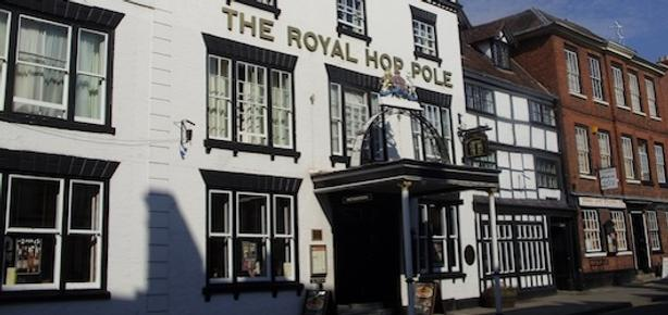 The Royal Hop Pole- a JD Wetherspoon Hotel - Tewkesbury