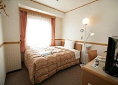 Toyoko Inn Busan Station1 - Busan - Bedroom