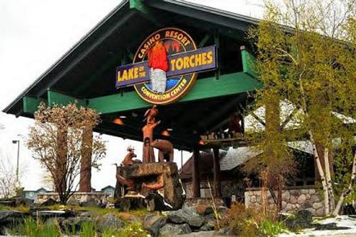 Lake of the Torches Resort Casino - Lac du Flambeau