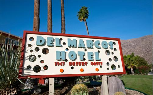 Del Marcos Hotel - Palm Springs