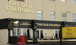 Old Colonial by Marston's Inns