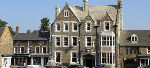 The Falcon - Uppingham
