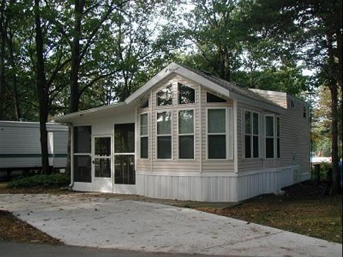 Grand Haven Campground - Grand Haven - Building