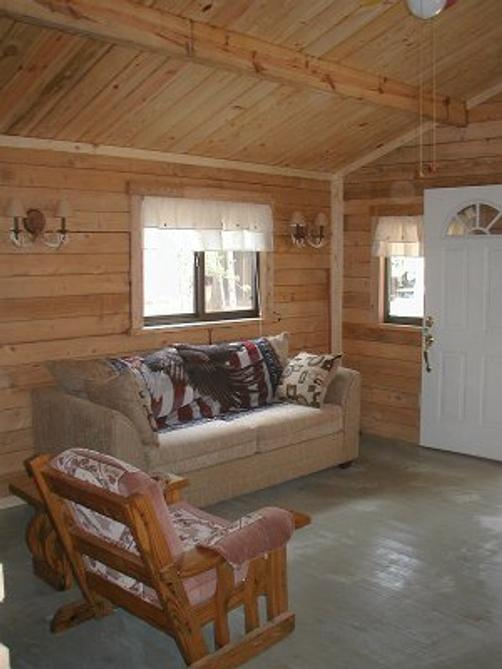 Grand Haven Campground - Grand Haven - Living room