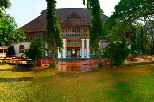 Bolgatty Palace & Island Resort - Kochi - Building