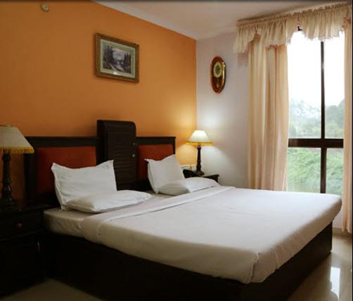 Bolgatty Palace & Island Resort - Kochi - Bed