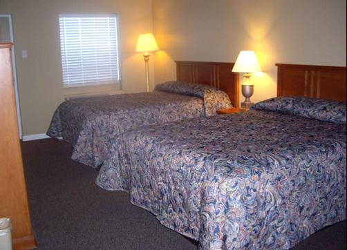 Stratford Inn - Fenton - Bed