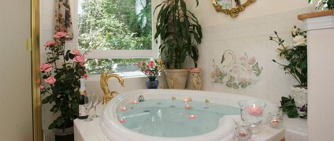 A Hidden Haven & Water Garden Cottages - Port Angeles - Bathroom
