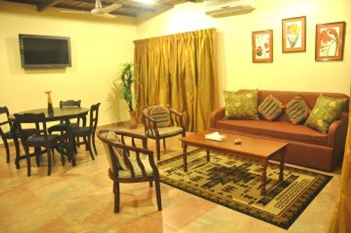 Summer Sands - Mangalore - Living room
