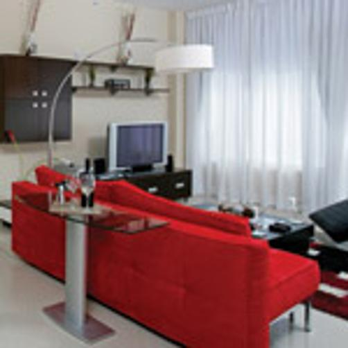 Cocostyle Residences - Coconut Grove - Living room