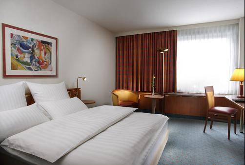 Steigenberger Airport Hotel - Frankfurt am Main - Bedroom