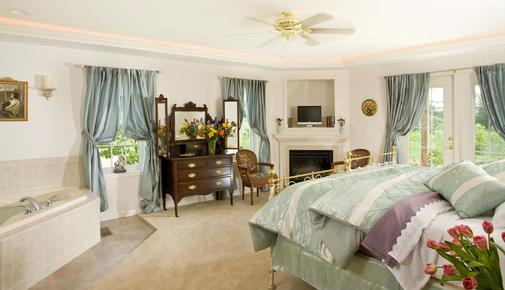 The Inn at Westwynd Farm B&B - Hummelstown - Queen bedroom