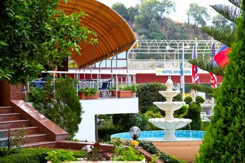 Hotel New York - Vlorë - Outdoors view