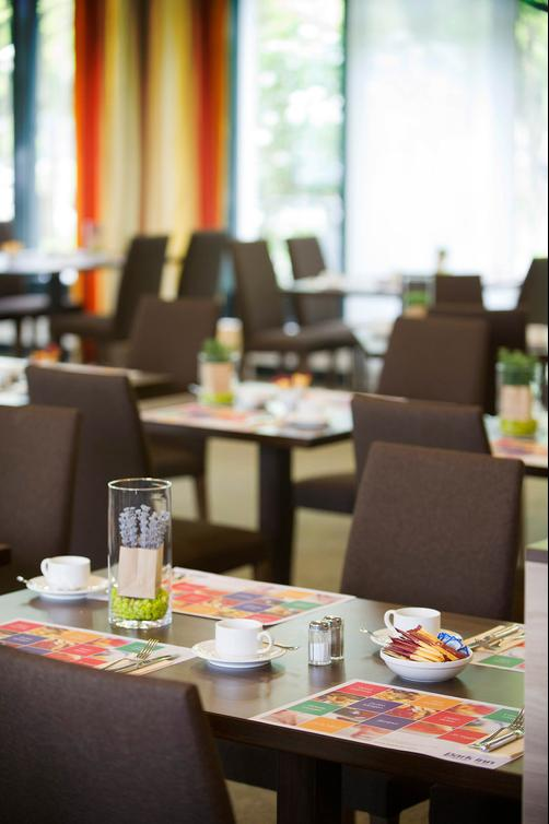 Park Inn by Radisson Cologne City West - Cologne - Restaurant