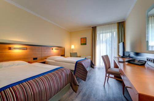 Park Inn by Radisson Cologne City West - Cologne - Double room