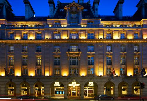 The Ritz London - London - Building
