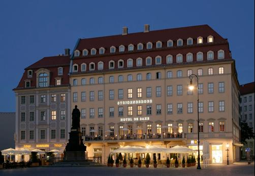 Steigenberger Hotel de Saxe - Dresden - Outdoors view