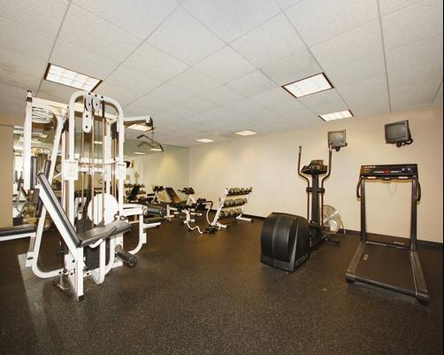 The State House Inn, an Ascend Hotel Collection Member - Springfield - Gym