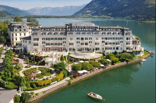 Grand Hotel Zell Am See - Zell am See - Outdoors view
