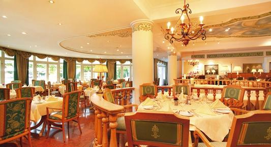 Grand Hotel Zell Am See - Zell am See - Restaurant