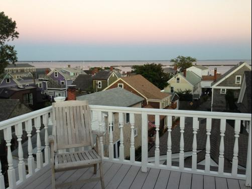White Porch Inn - Provincetown - Balcony
