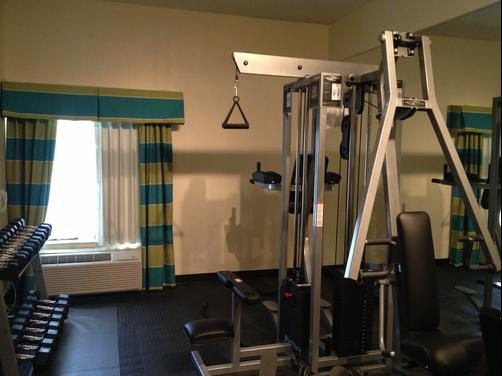 Best Western PLUS Sanford Airport/Lake Mary Hotel - Sanford - Gym