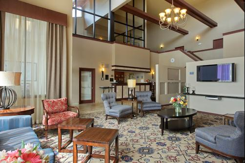 Best Western West Towne Suites - Madison - Lobby