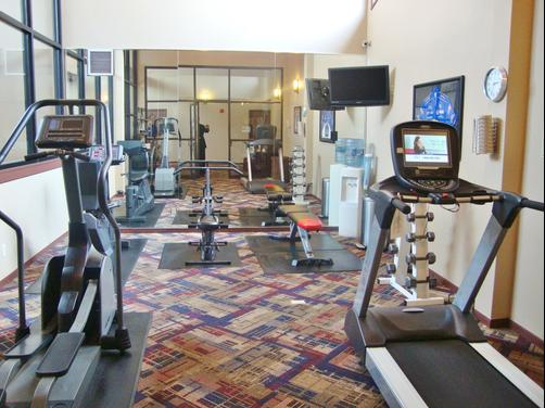Best Western West Towne Suites - Madison - Gym