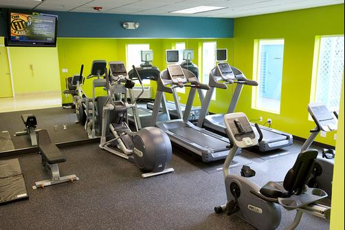 Hotel Nexus Seattle - Seattle - Gym