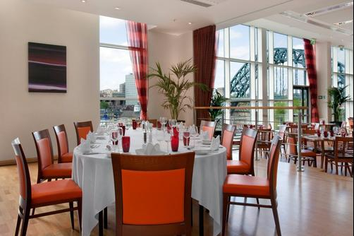 Hilton Newcastle Gateshead - Newcastle upon Tyne - Restaurant