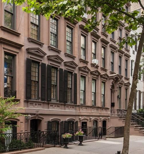 1871 House - New York - Building