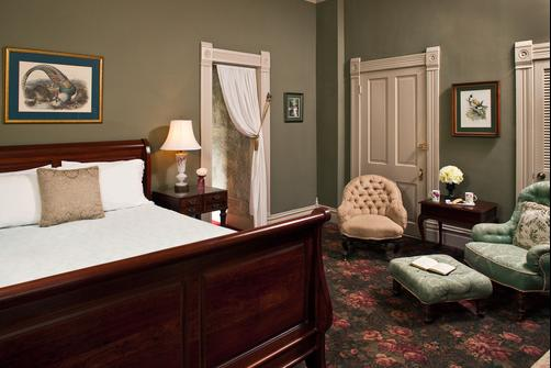 Devereaux Shields House - Natchez - Bedroom