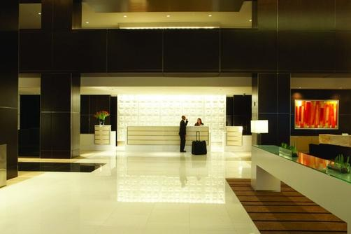 Loews Atlanta Hotel - Atlanta - Front desk