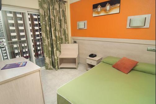 Hotel Servigroup Calypso - Benidorm - Bedroom