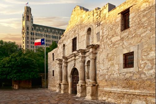 The Emily Morgan San Antonio - a DoubleTree by Hilton Hotel - San Antonio - Building