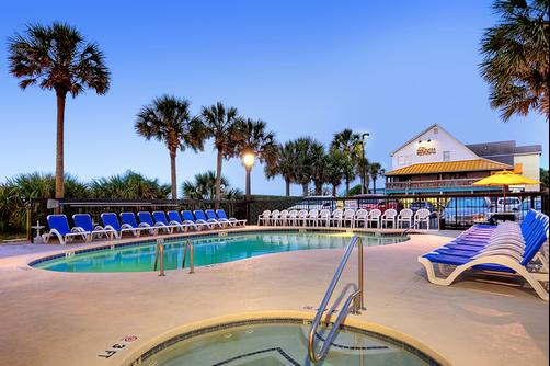 Surfside Beach Resort - Surfside Beach - Pool