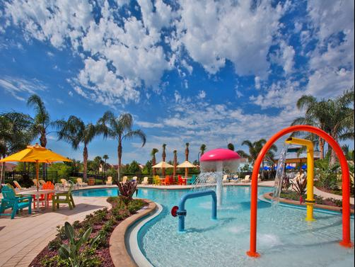 Runaway Beach Club - Kissimmee - Pool