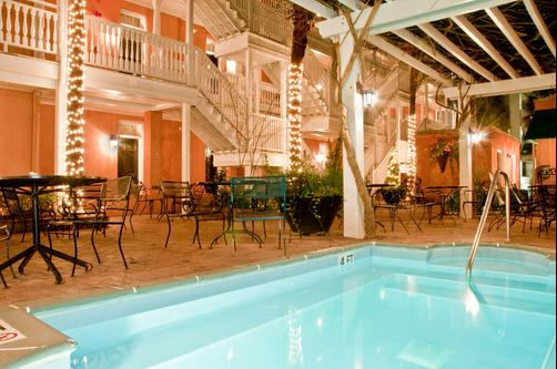 Elliott House Inn - Charleston - Pool