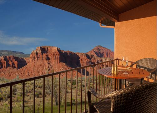 Capitol Reef Resort - Torrey - Balcony