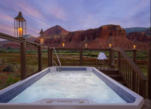 Capitol Reef Resort - Torrey - Pool