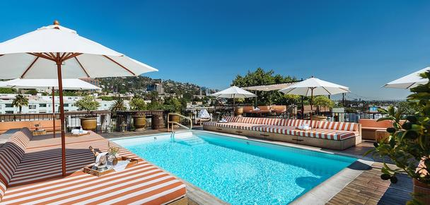 Petit Ermitage - Los Angeles - Pool