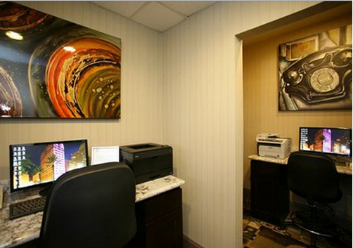 Clarion Inn & Suites - New Orleans - Business center