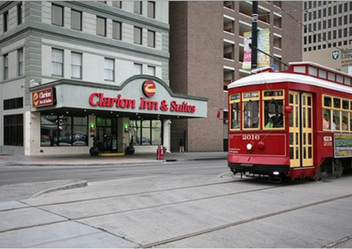 Clarion Inn & Suites - New Orleans - Building