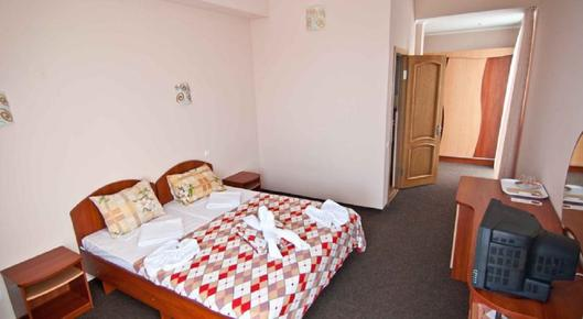 Tvorcheskaya Volna - Koktebel' - Double room