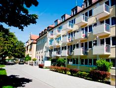 Frederics Serviced Apartments Dantestrasse