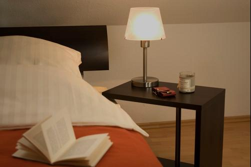 Frederics Serviced Apartments - Munich - Bed